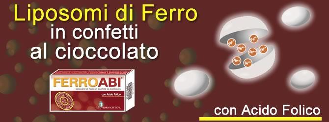 FerroABI liposomi di ferro